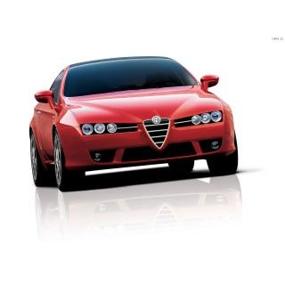 Chiptuning Alfa Romeo Brera 3.2 JTS V6 24V 191 kw | DIESEL TECHNIK