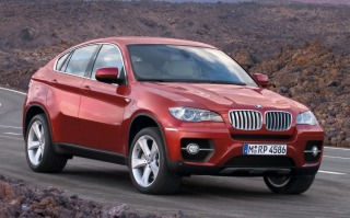 Chiptuning BMW X6 - E 71 5.0 i - 300 kw